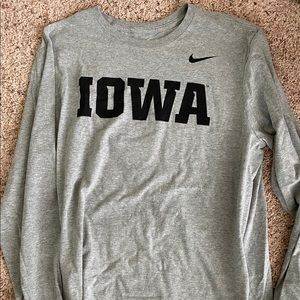 Men's Iowa shirt